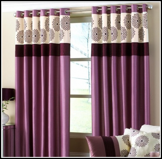 Pink And Purple Shower Curtains