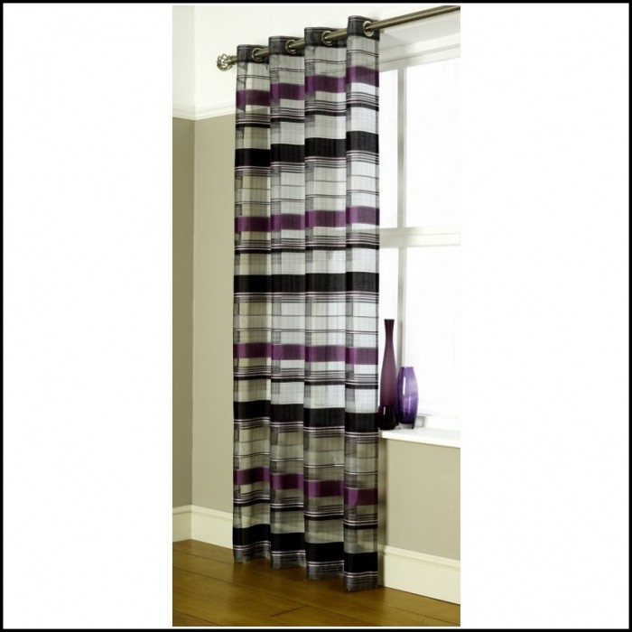 Purple And White Striped Curtains Curtains Home Design Ideas 6zdamemdbx29495