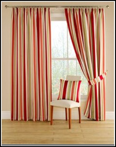 Red And Gold Shower Curtains