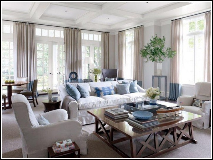 Rustic country living room curtains download page home for Country living room curtain ideas