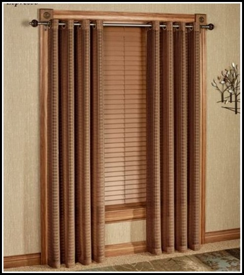 Semi Sheer Curtains With Grommets