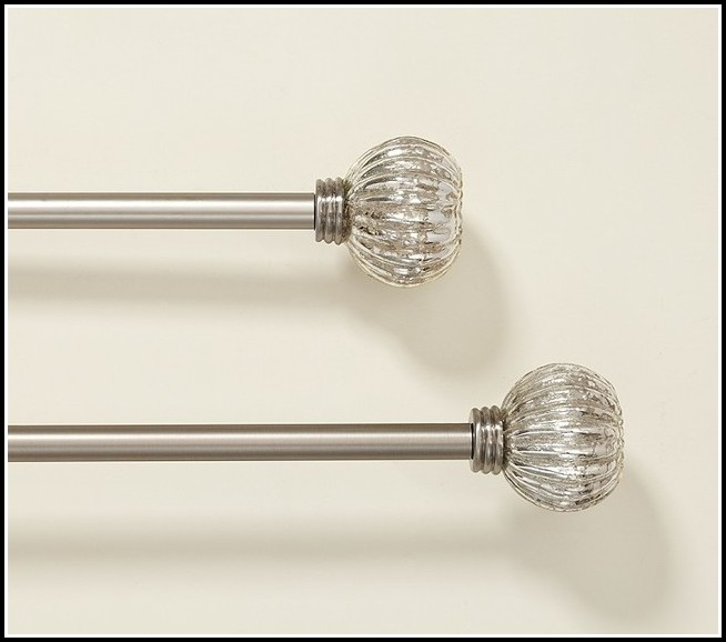 Silver Curtain Rods With Glass Finials Curtains Home Design Ideas 8zdvklaqqa32794