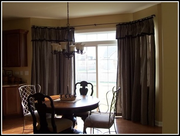 Sliding Glass Door Curtains Ideas