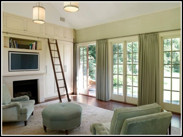 Sliding Glass Door Curtains Treatments