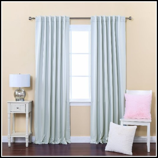 Thermal Grommet Top Curtain Panels Curtains Home Design Ideas 4rdbqlzny236330