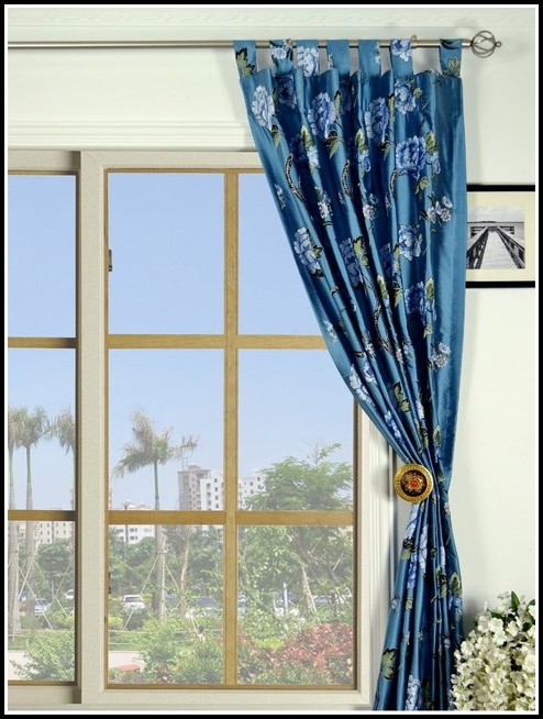 Tab Top Blackout Curtains Nursery