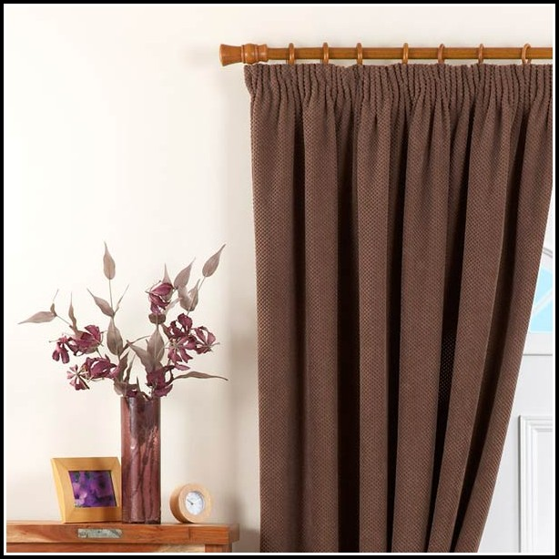 Thermal Pinch Pleat Drapes For Sliding Glass Doors