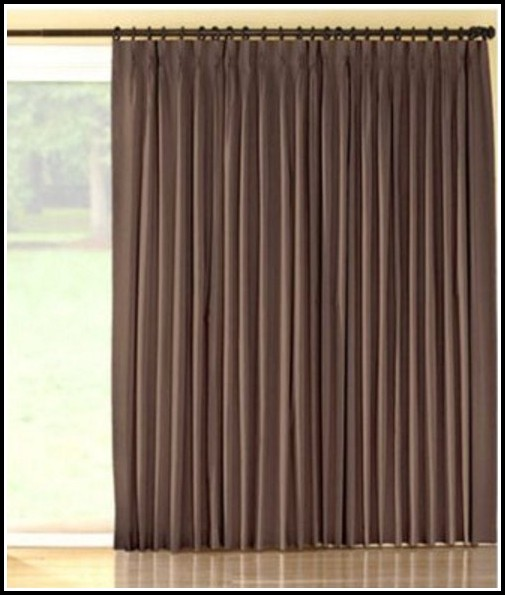 Thermal Curtain Panels For Sliding Glass Doors Curtains