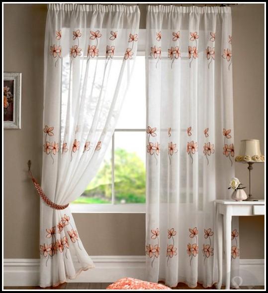 Orange And White Curtains Uk Curtains Home Design Ideas God60kpp4l29122