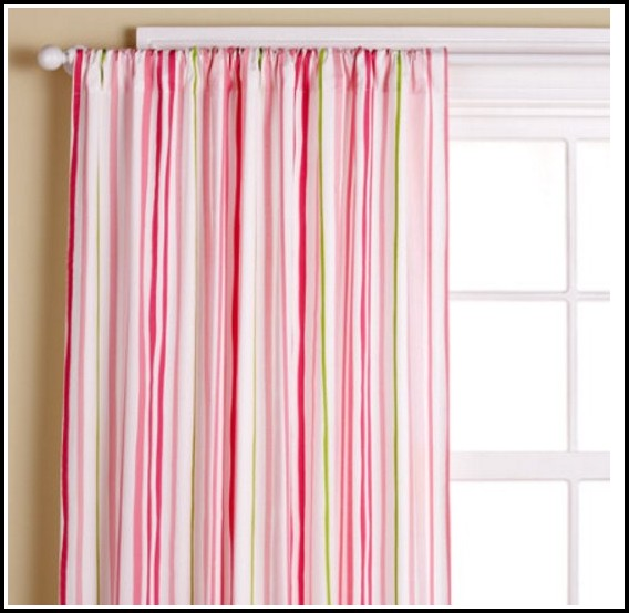 Pink And White Curtains For Nursery Curtains Home Design Ideas Z5nk3zyn8626704