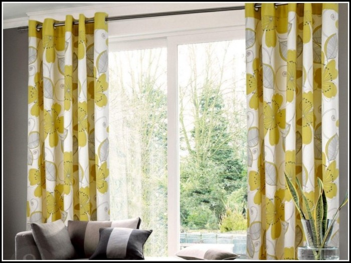 Yellow And Green Curtains Uk