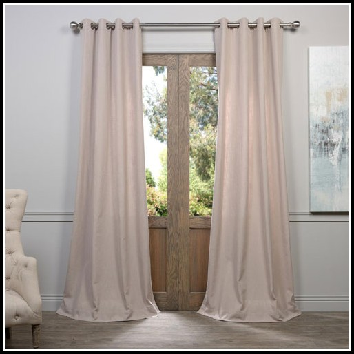 108 Inch Grommet Top Curtains