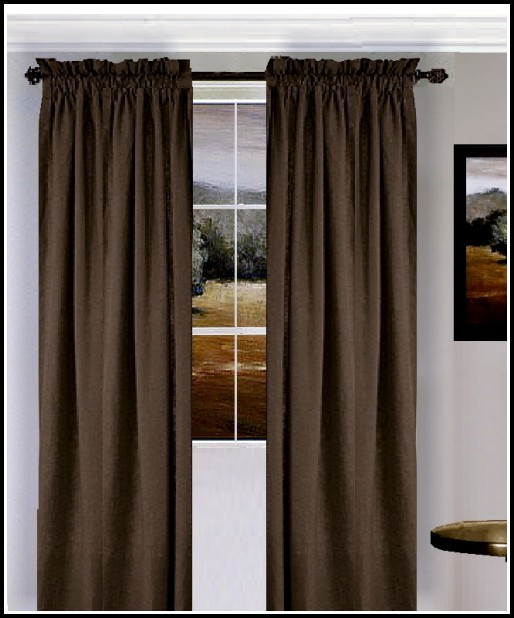 108 Inch Long Grommet Curtains
