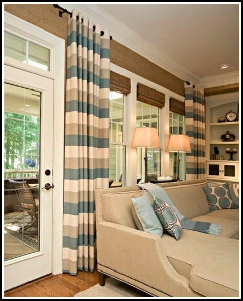 14 Foot Outdoor Curtain Rods