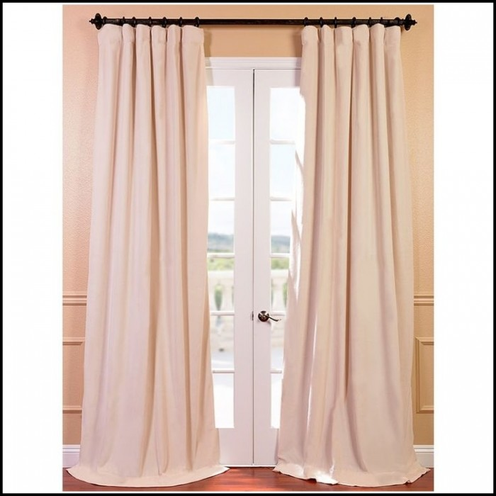 45 Inch Curtain Panels