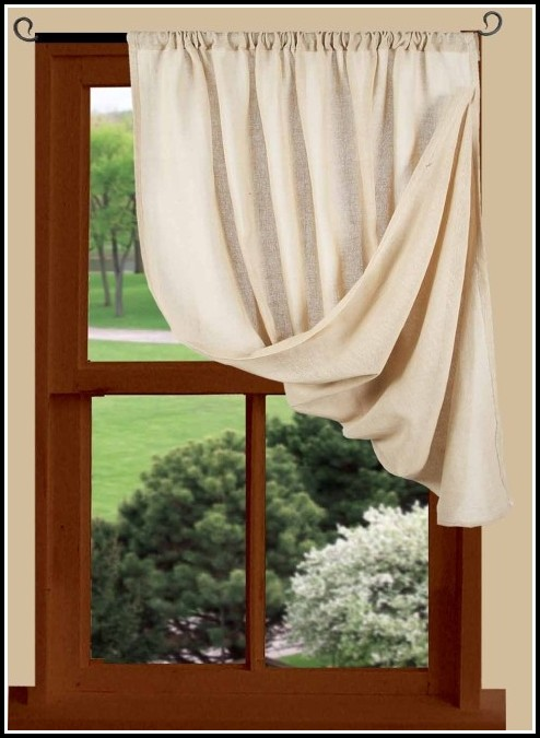 45 Inch Length Curtain Panels