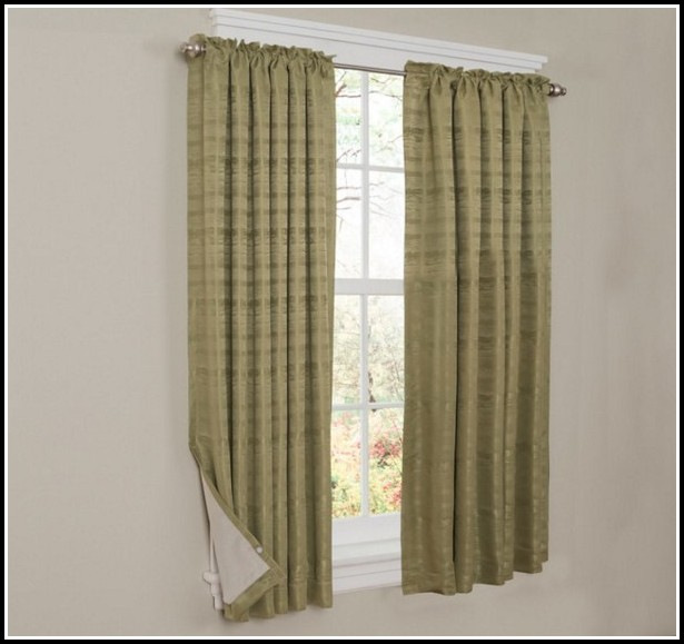 54 X 63 Thermal Curtains