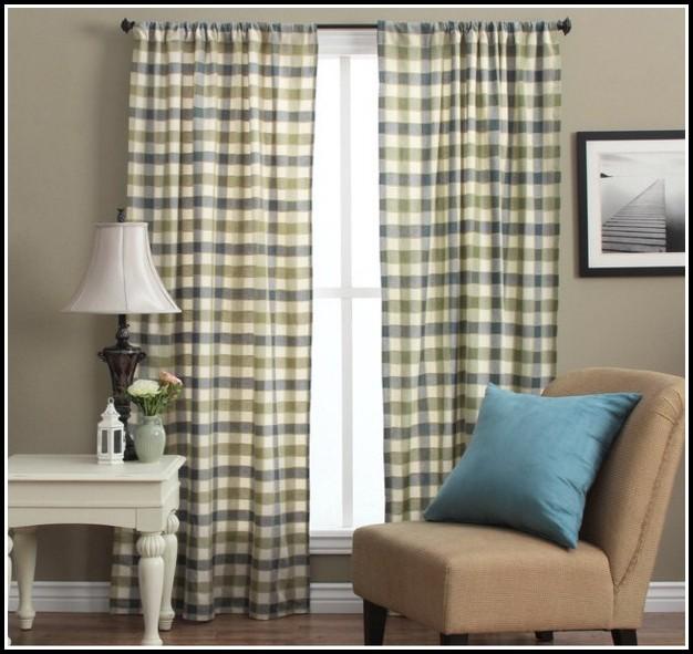 72 Inch Semi Sheer Curtains