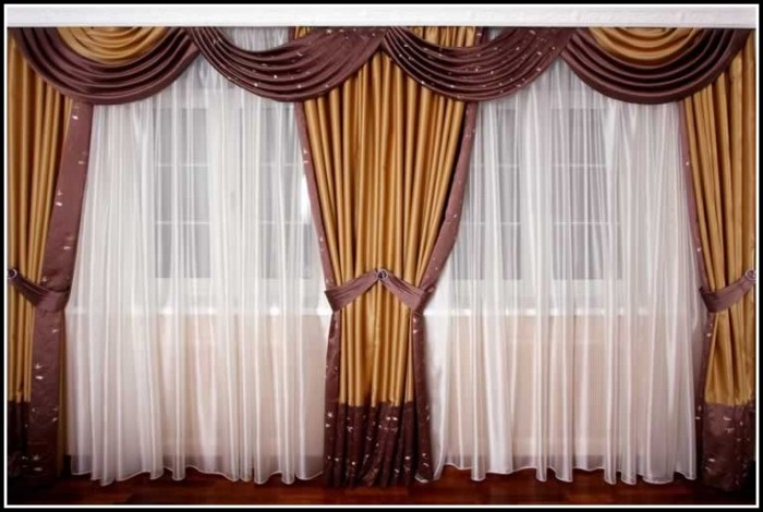 Best Material For Kitchen Curtains