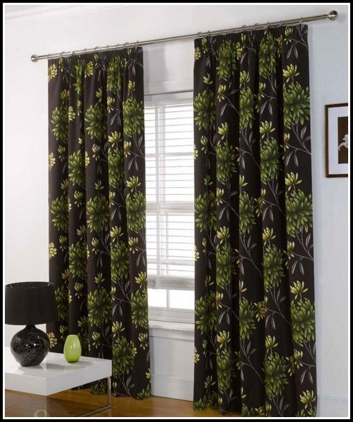 Lime Green Black And White Curtains Curtain Menzilperde Net