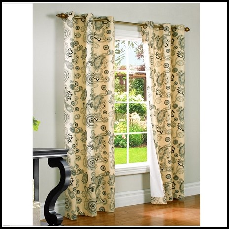 Black And White Paisley Curtains Drapes Curtains Home