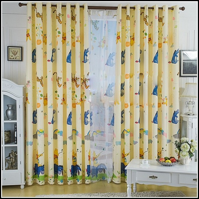 Blackout Curtains For Toddler Room