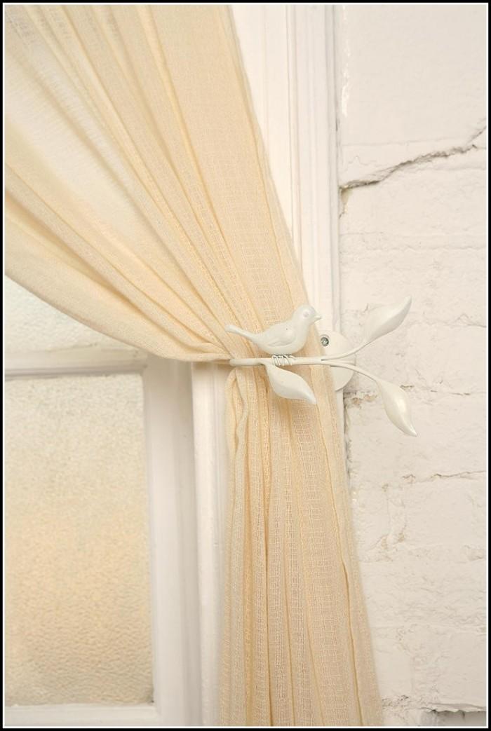 Patio Curtain Tie Backs Diy