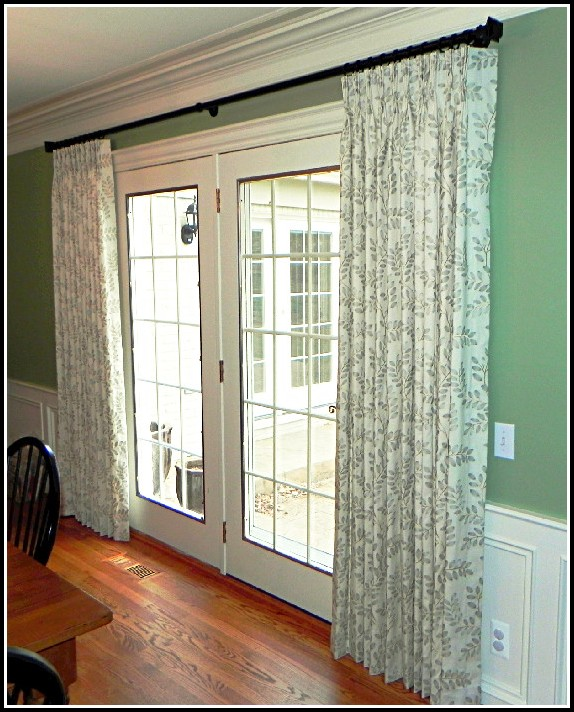 Swing Arm Curtain Rods For French Doors Curtains Home