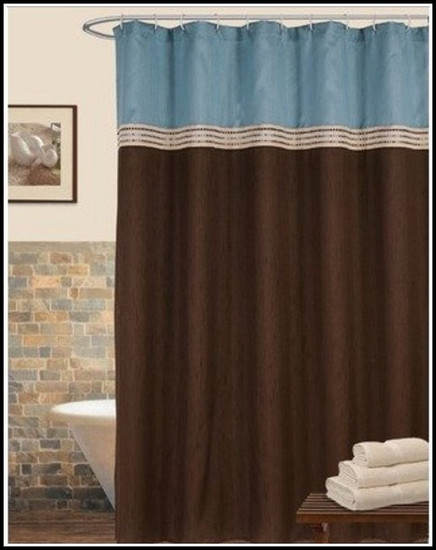 Light Blue And Chocolate Brown Curtains Curtains Home Design Ideas K2dwvqwnl335933