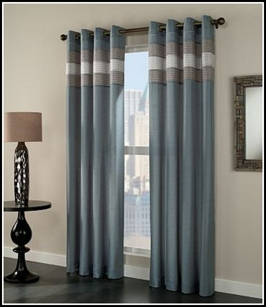 Chocolate Colored Curtains