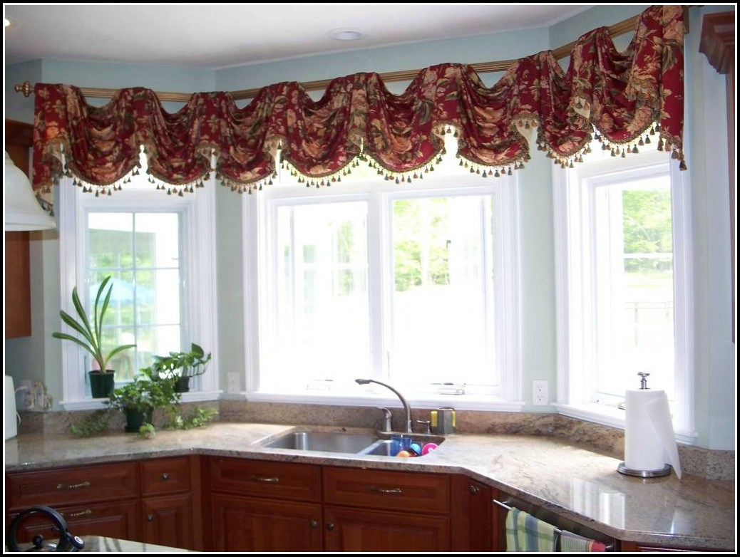 contemporary kitchen window treatments ideas curtains