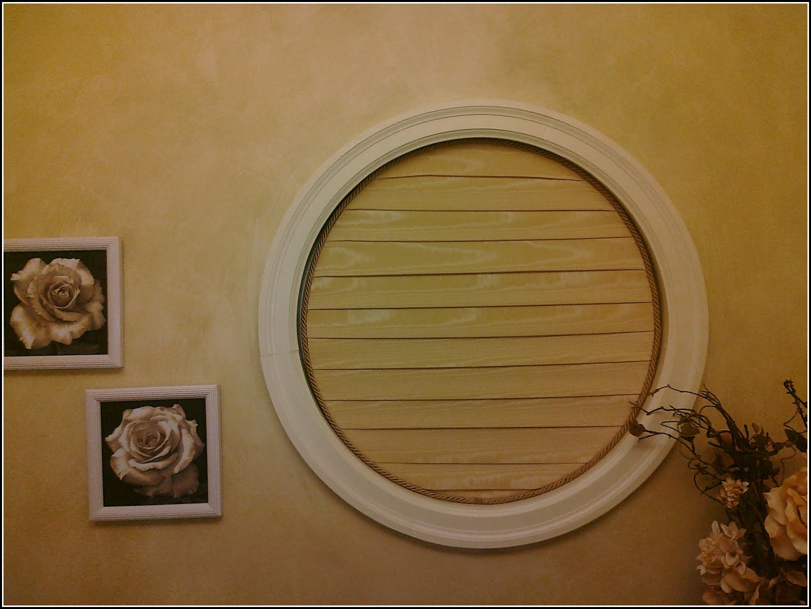 Window treatment for oval window beautiful different for Window treatment for oval window