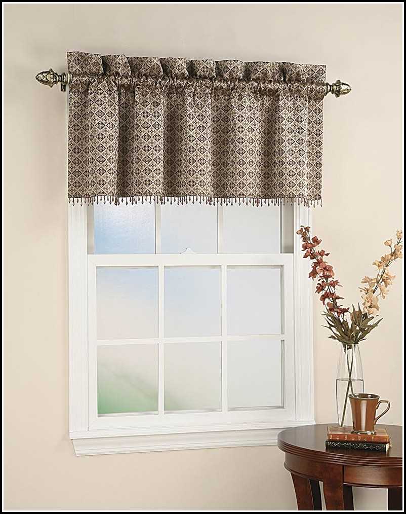 Curtain patterns for kitchen windows download page home design ideas galleries home design - Kitchen valance patterns ...