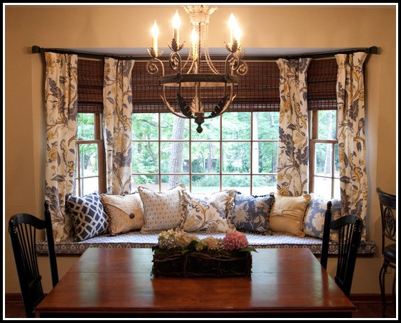 Curtain Rods For Bay Windows Walmart Download Page Home