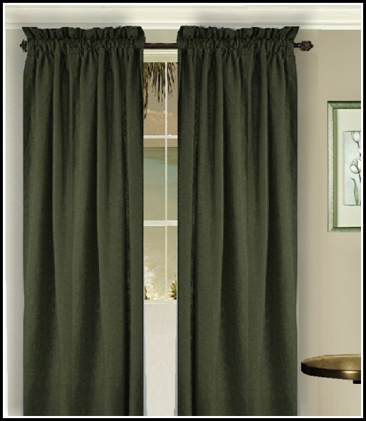 Curtain Size For Bay Window