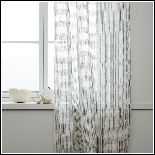 Curtain Size For Bedroom Window