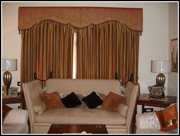 Curtain Size For Standard Window