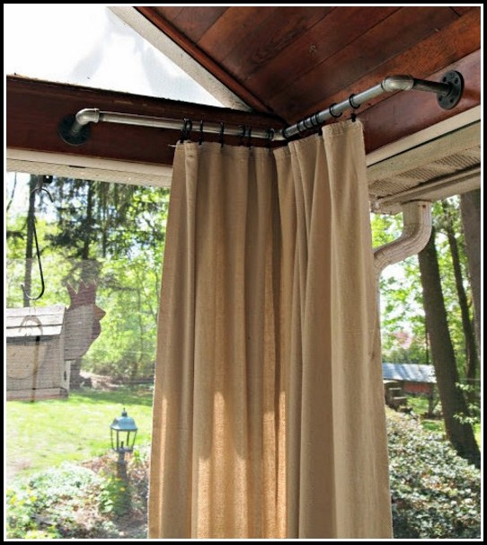 Curtain Tension Rods Australia