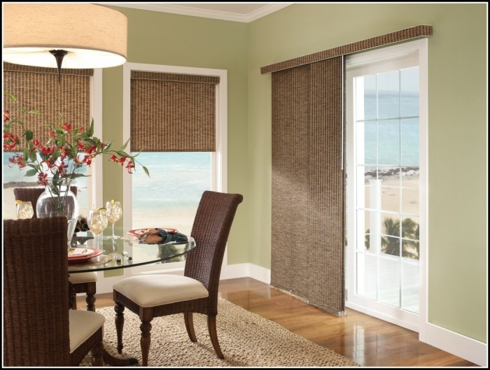 Curtains For A Sliding Glass Door Ideas