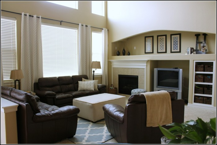 Curtains For A Small Basement Window