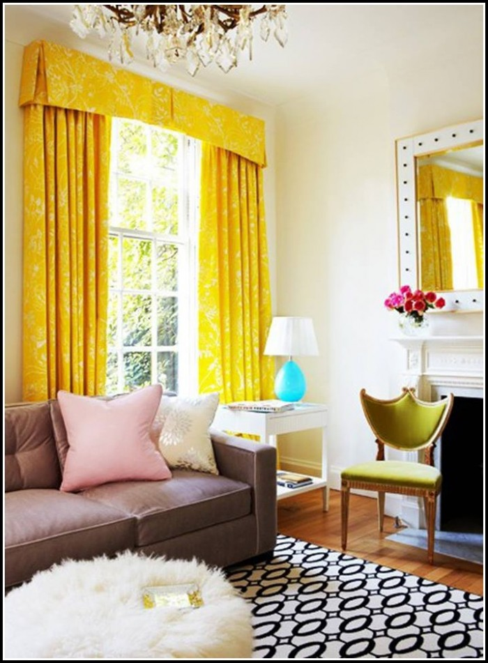 Curtains For Living Rooms