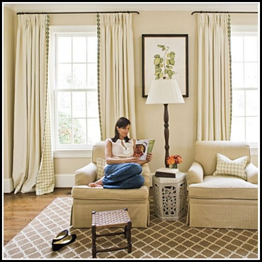 Curtains Ideas For Family Room