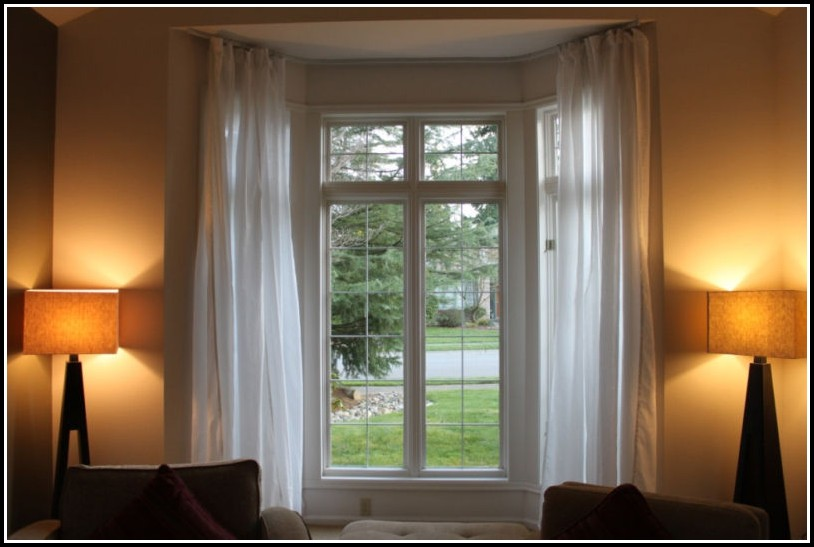 Curved Curtain Rod For Arched Window Curtains Home Design Ideas God6w2vq4l37422