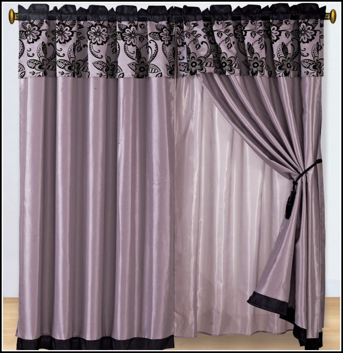 Dark Purple Velvet Curtains Curtains Home Design Ideas
