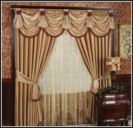 Design Curtains For Living Room