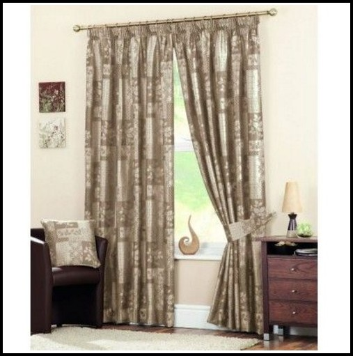 Extra Wide Ready Made Pencil Pleat Curtains Curtains