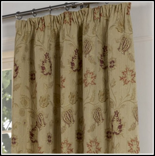 Extra Wide Ready Made Pencil Pleat Curtains