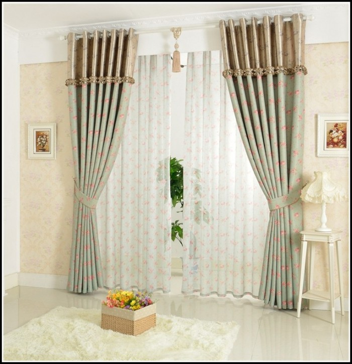 Fancy Curtains And Drapes