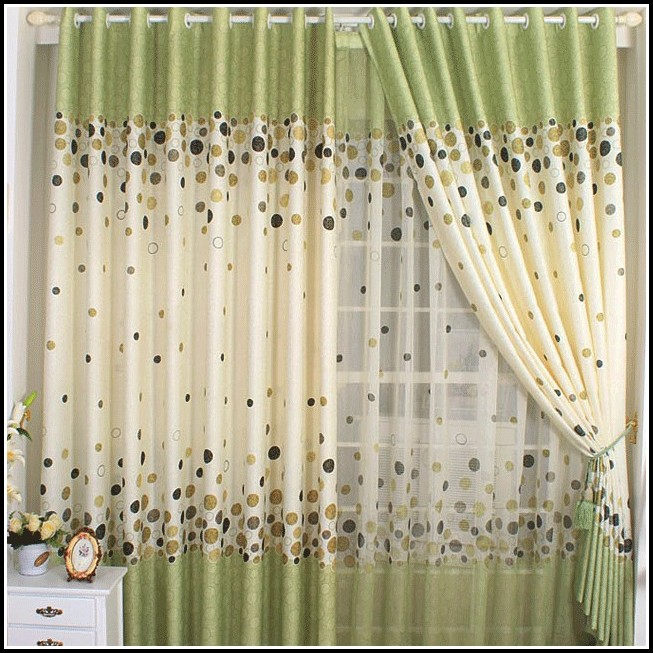 Interior Home Design Bedroom Black And White Polka Dot Bedroom Bedroom Headboard Ideas Bedroom Divider Curtains: Sheer Green Polka Dot Curtains