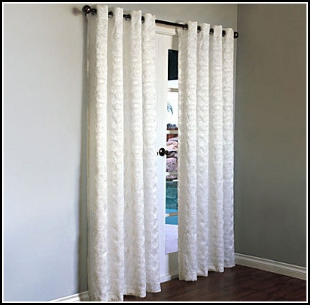 Grommet Top Curtain Panels 95